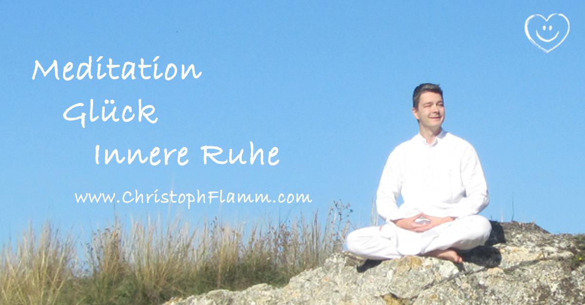 Flamm Glück Meditation