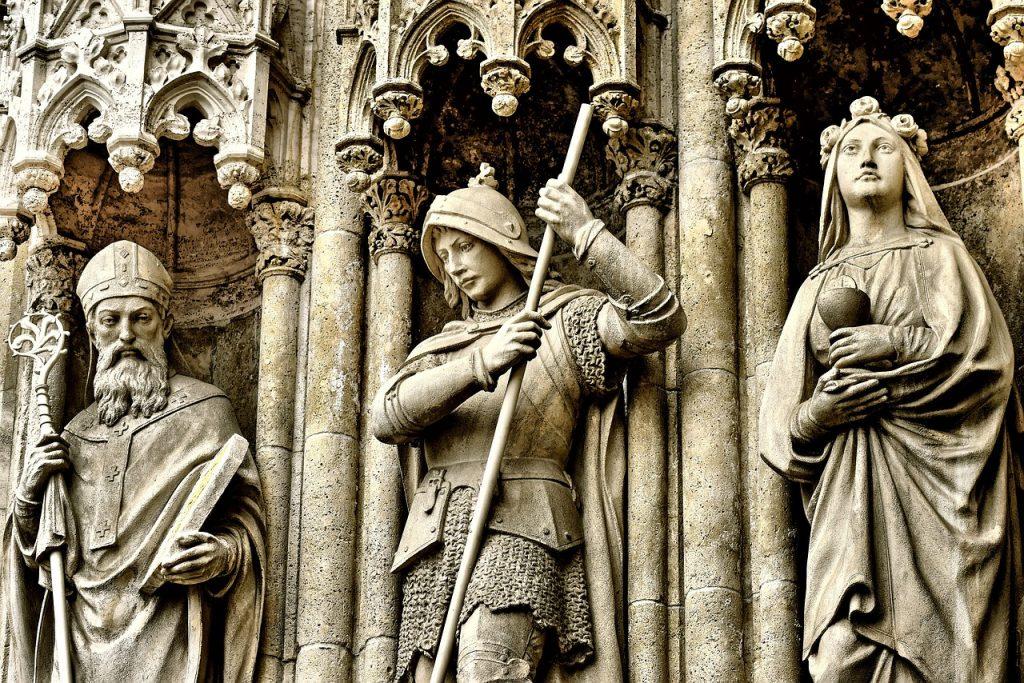 Flamm Die 3 Heiligen