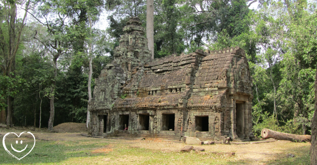 Flamm alter Tempel
