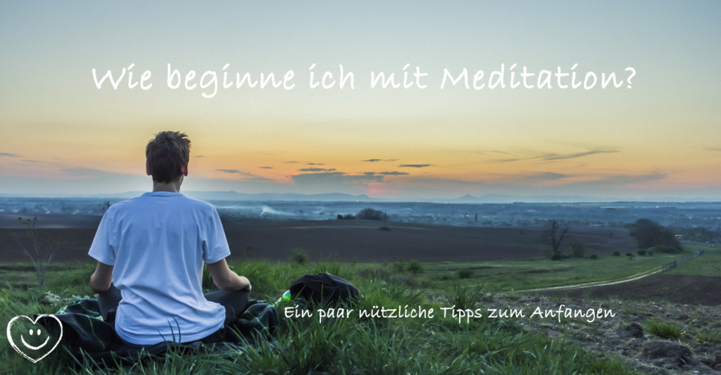 Flamm Beginn Meditation